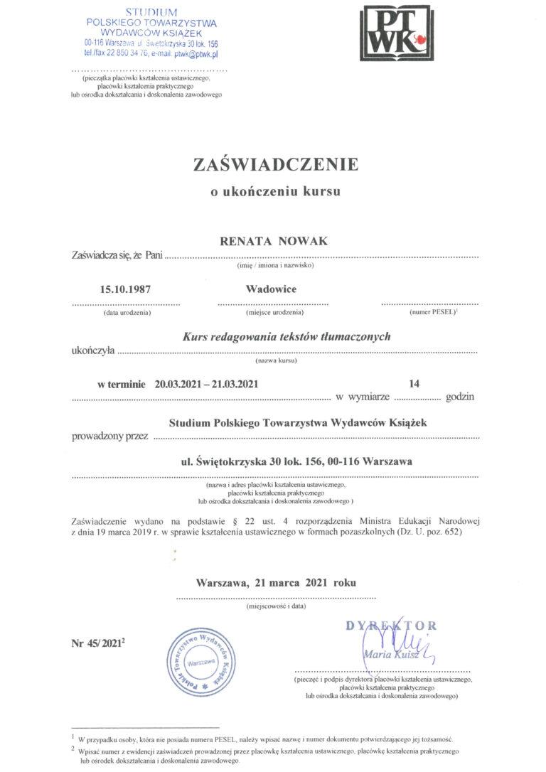 redakcja-tekstów-tłumaczonych